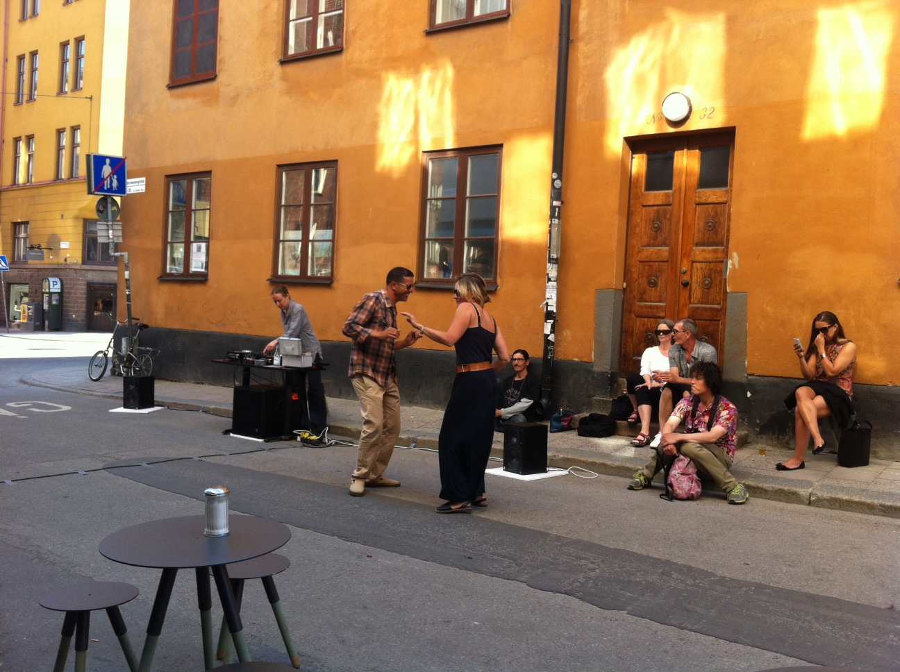 Experiences from SOFO in our Stockholm tour